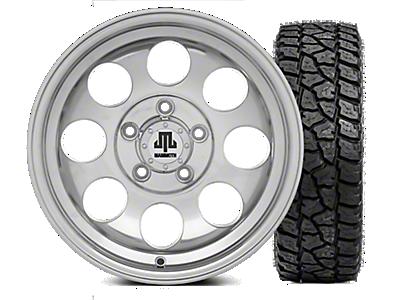 20072017 Jeep Wrangler Wheels  ExtremeTerrain  Free Shipping