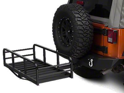 Suntop Jeep Wrangler Cargo Rack JKCR (07-18 Jeep Wrangler JK)