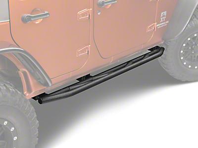2007 2017 Jeep Wrangler Running Boards Amp Side Steps
