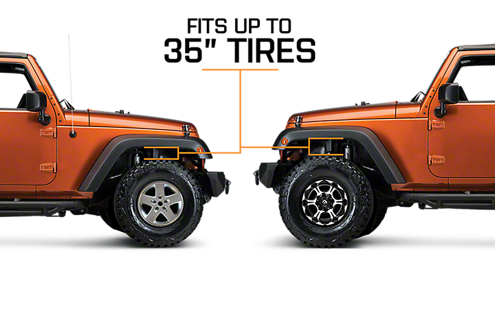 Jeep Lift Kits >> Jeep Lift Kits Extremeterrain