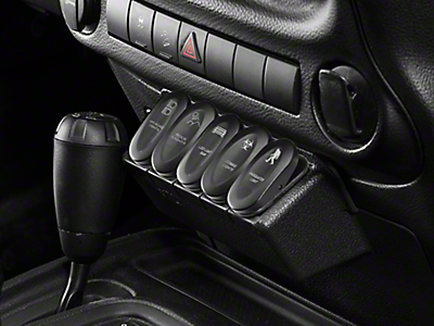 Jeep Switches | Wrangler | ExtremeTerrain