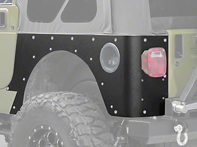 1997-2006 Jeep Wrangler TJ Accessories & Parts | ExtremeTerrain
