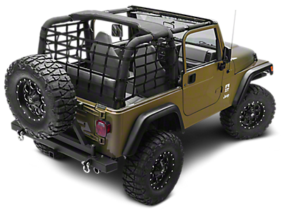 1987 1995 Yj Jeep Wrangler Hard Tops Amp Accessories
