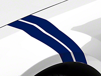 Mustang Decals, Stickers and Racing Stripes 2005-2009