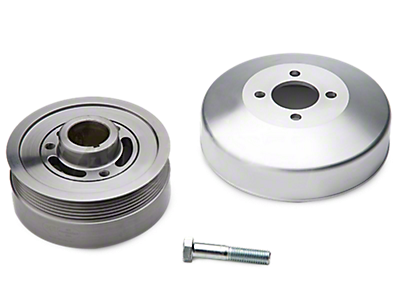 Mustang Underdrive Pulleys 2005-2009