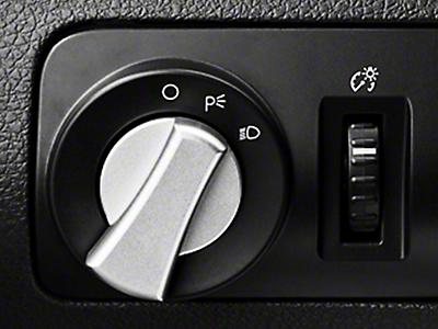 Satin Billet Interior Trim<br />('05-'09 Mustang)
