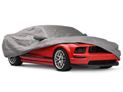Car Covers, Bras & Paint Protection<br />('05-'09 Mustang)