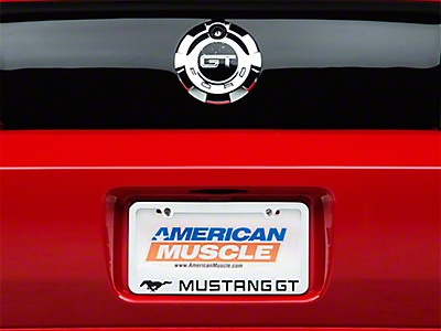 License Plates & License Plate Frames<br />('05-'09 Mustang)