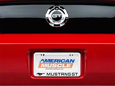 License Plates & License Plate Frames<br />('05-'09 Mustang)