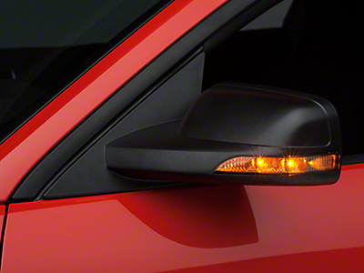 Mustang Mirrors & Mirror Covers 2005-2009