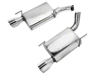Axleback Exhaust 2005-2009