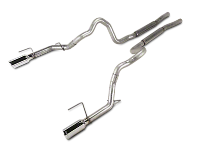 Cat-Back Exhaust<br />('05-'09 Mustang)