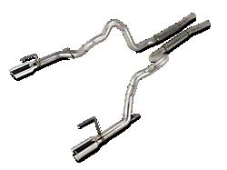 Cat-Back Exhaust<br />('05-'09 Mustang)