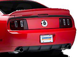 Decklid & Rear Bumper Decals<br />('05-'09 Mustang)
