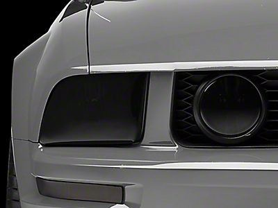 Light Covers & Tint<br />('05-'09 Mustang)