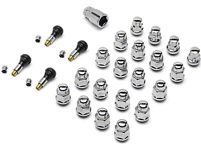 Wheel Accessories 2005-2009