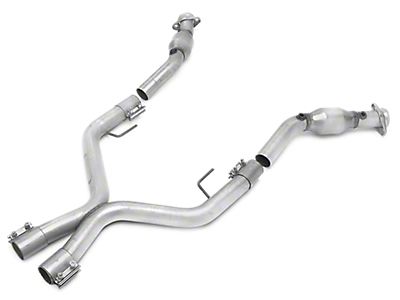 Standard Length X-Pipes<br />('05-'09 Mustang)