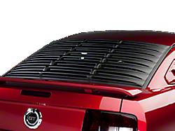 Louvers - Rear Window<br />('05-'09 Mustang)