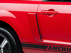 Scoops - Side<br />('05-'09 Mustang)