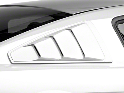 Exterior & Lighting Mods<br />('10-'14 Mustang)