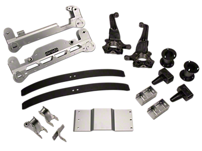 Sierra Open Box Suspension Parts
