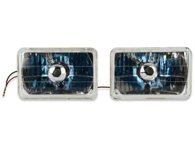 Axial Chrome Headlight - Pair (79-86 All)