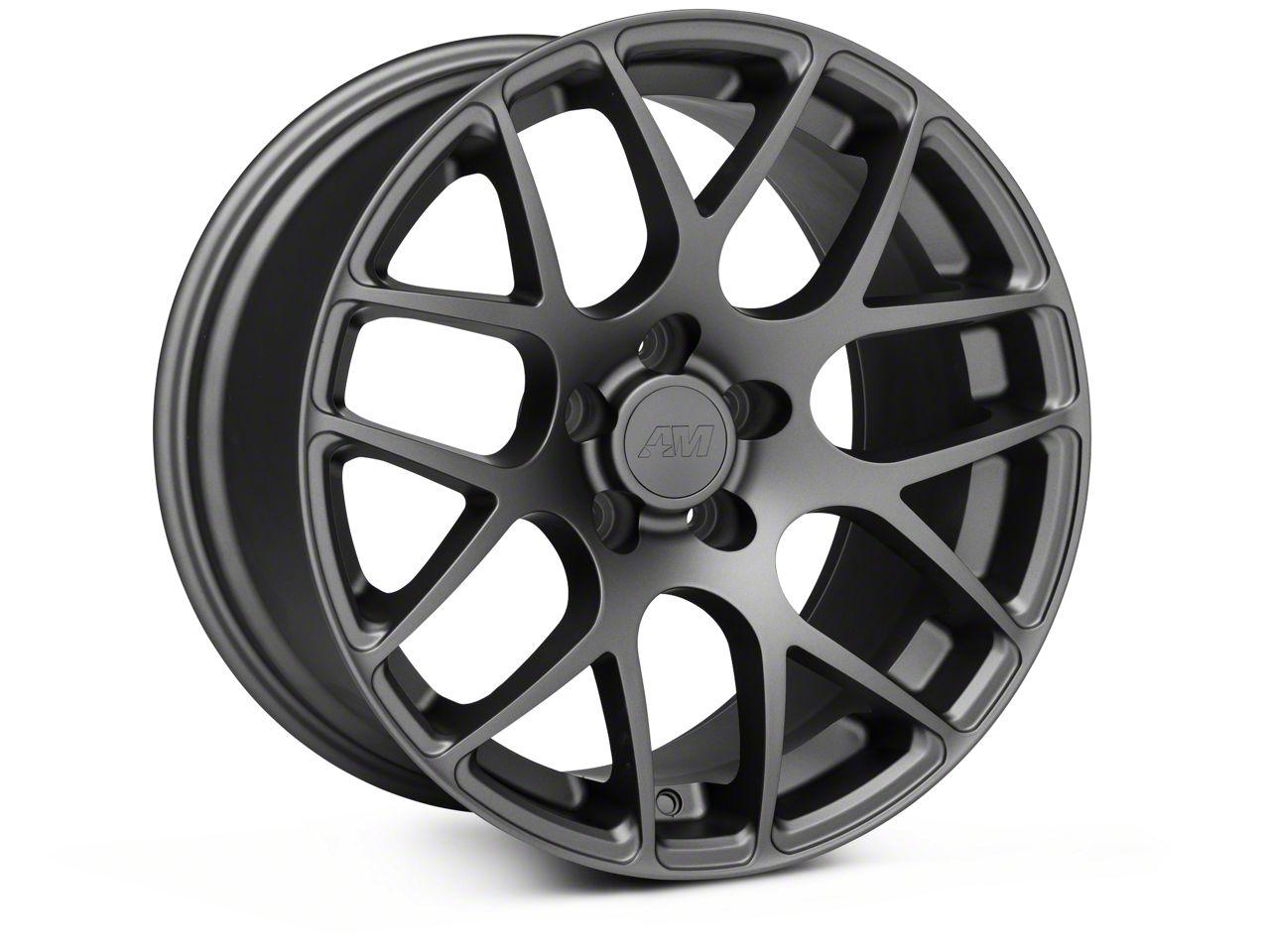 AMR Charcoal Wheel - 18x10 (94-04 All)