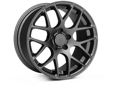 AMR Charcoal Wheel - 18x10 - Rear Only (94-04 All)