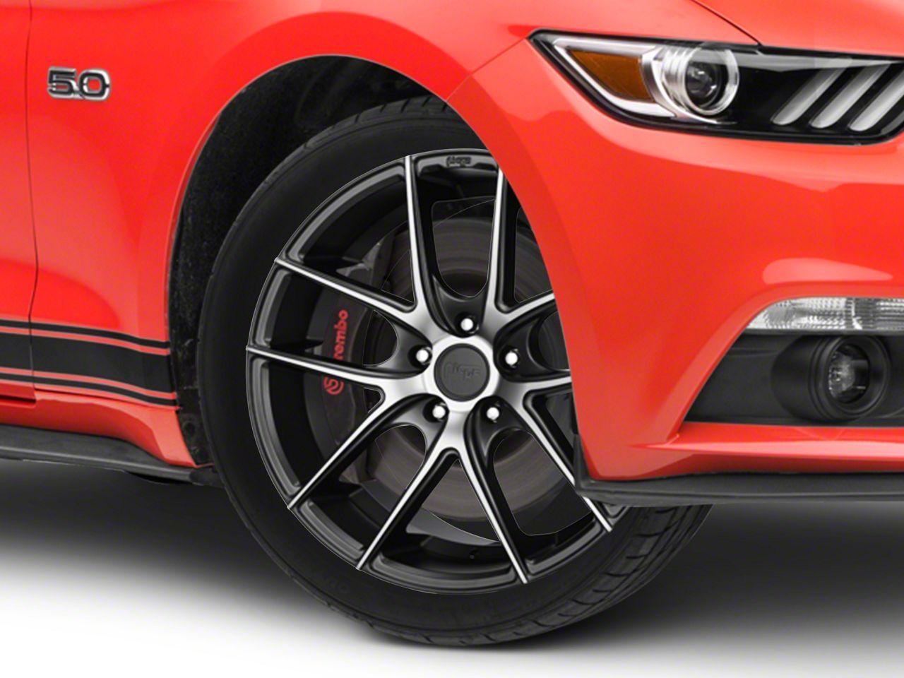 Niche Targa Matte Black Wheel - 19x8.5 (15-19 EcoBoost, V6)