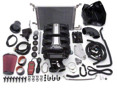 Edelbrock E-Force Stage 2 Track Supercharger Kit w/ Tuner (11-14 GT)