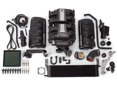 Edelbrock E-Force Stage 3 Professional Tuner Supercharger Kit (11-14 GT)