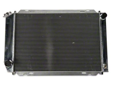 SR Performance Aluminum Radiator (79-93 5.0L w/ Manual Transmission)