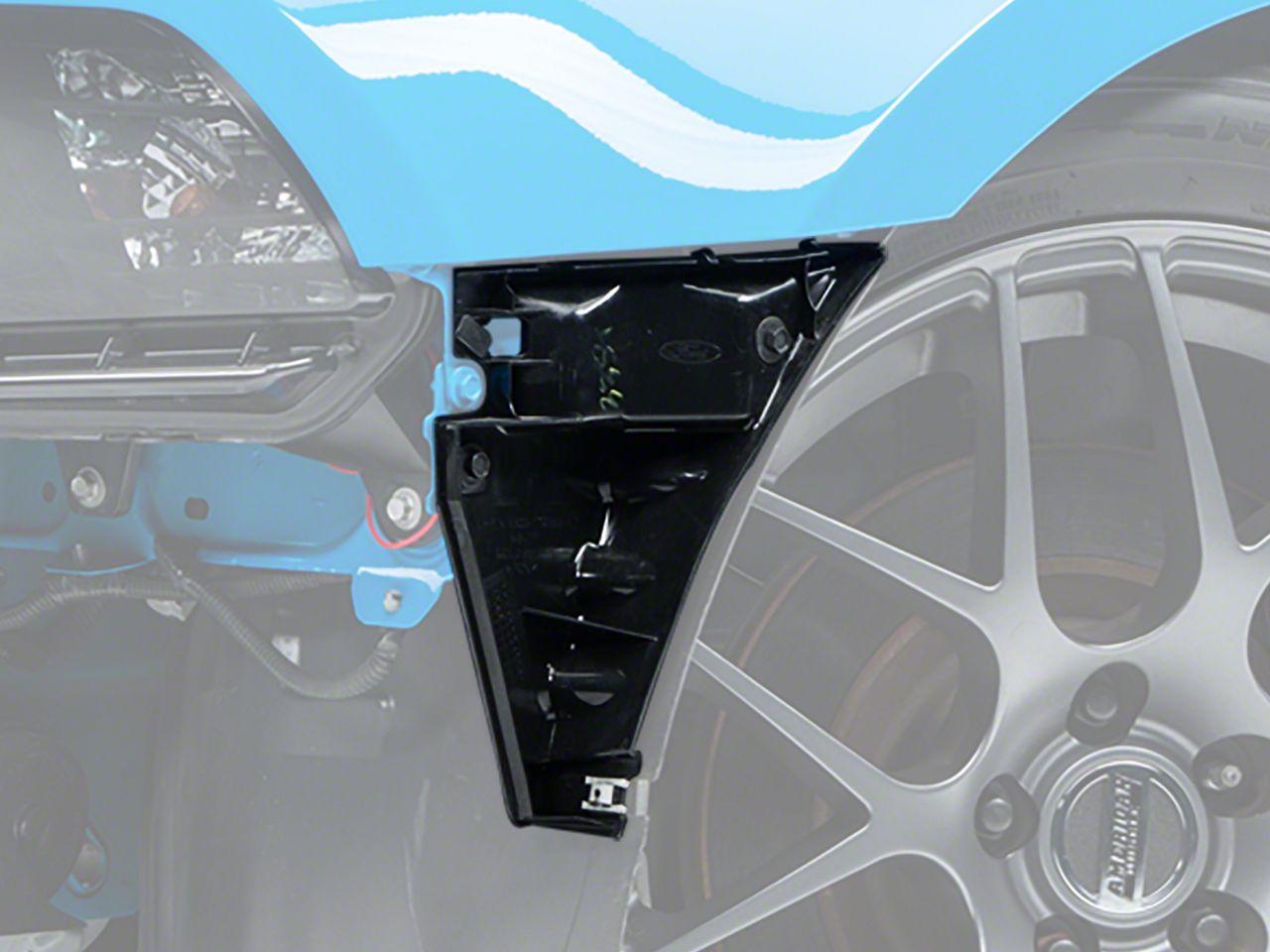 OPR Front Bumper Bracket - Left Side (10-14 All)