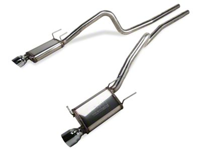 Magnaflow Street Cat-Back Exhaust w/ 4.5 in. Tips (13-14 V6)
