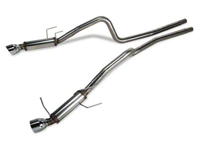 Magnaflow Competition Cat-Back Exhaust w/ 4.5 in. Tips (13-14 V6)