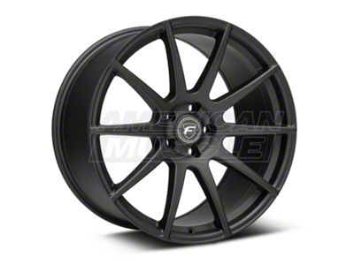 Forgestar CF10 Monoblock Textured Matte Black Wheel - 20x11 (05-17 All)