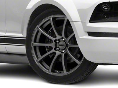 MMD Axim Charcoal Wheel - 20x8.5 (05-14 All)
