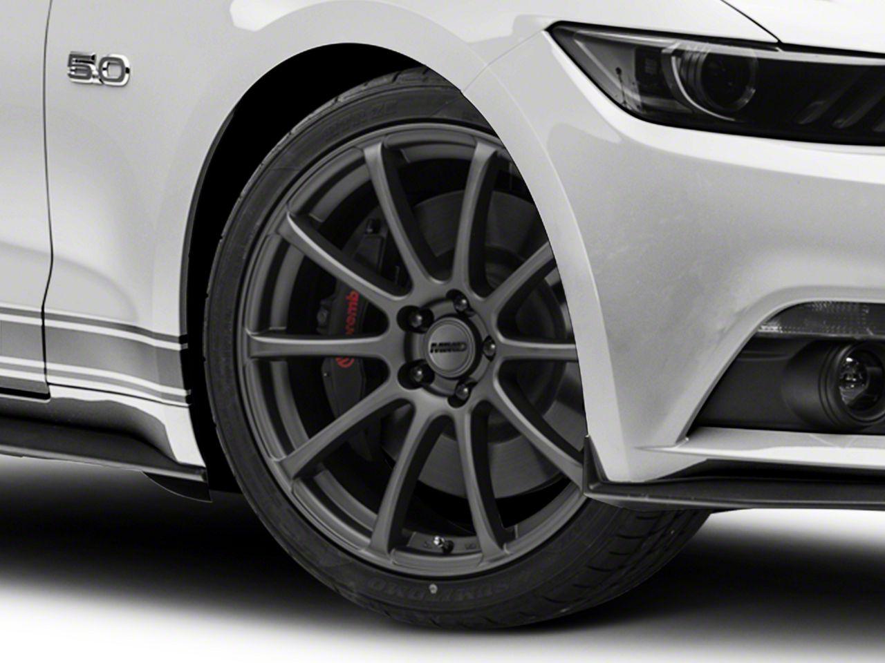 MMD Axim Charcoal Wheel - 20x10 (15-19 GT, EcoBoost, V6)