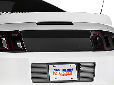 Decklid Panels<br />('10-'14 Mustang)