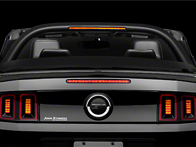 Lights Bars & Wind Deflectors<br />('10-'14 Mustang)