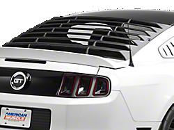 Louvers - Rear Window<br />('10-'14 Mustang)