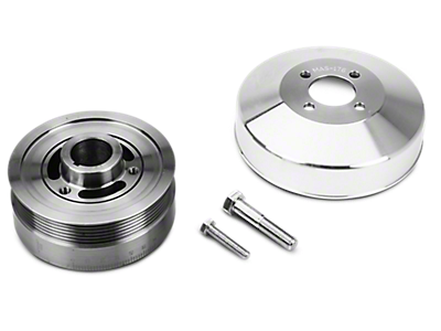 Underdrive Pulleys<br />('10-'14 Mustang)