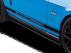 Side Skirts & Rocker Panels<br />('10-'14 Mustang)