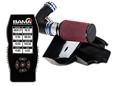 Cold Air Intake & Tuner Kits