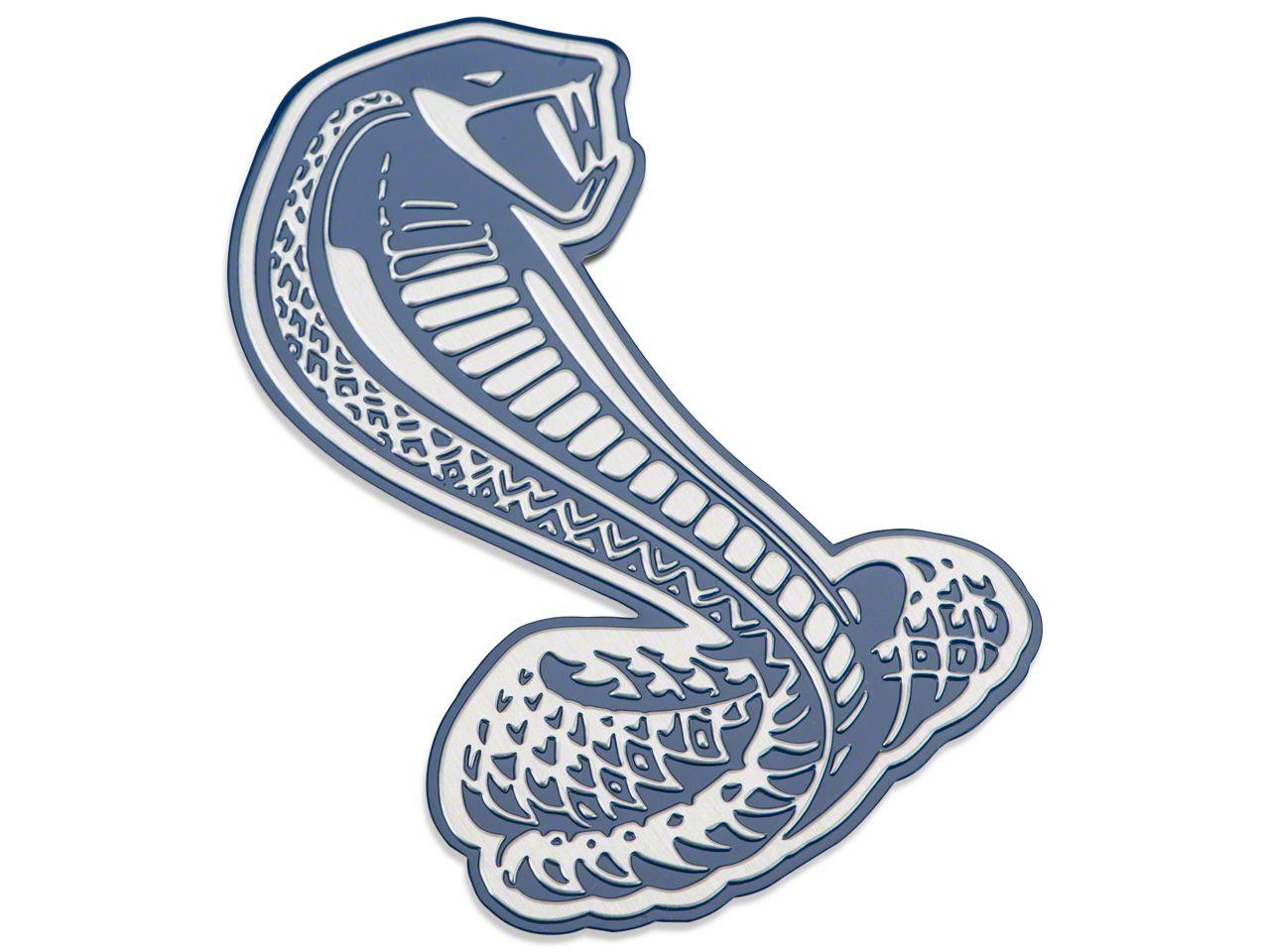 Ford Performance Cobra Intake Plaque (99-01 Cobra)