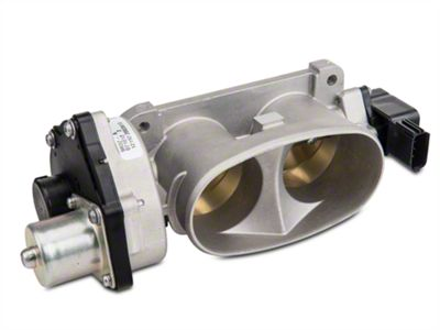 Ford Performance Stock Replacement Twin 55mm Throttle Body (05-10 GT)