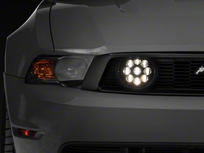 Raxiom Smoked LED Fog Lights (05-12 GT)