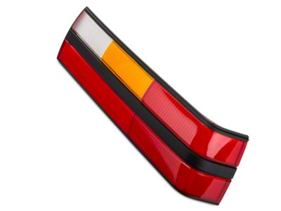 OPR Replacement Tail Light Lens - Right Side (83-84 All)