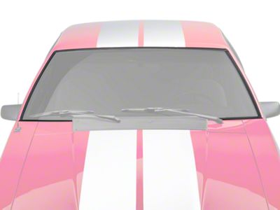 OPR Windshield Upper and Side Trim Molding Set - Hardtop (79-93 All)