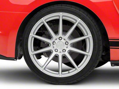 Niche Essen Silver Wheel 20x10 - Rear Only (15-19 All)
